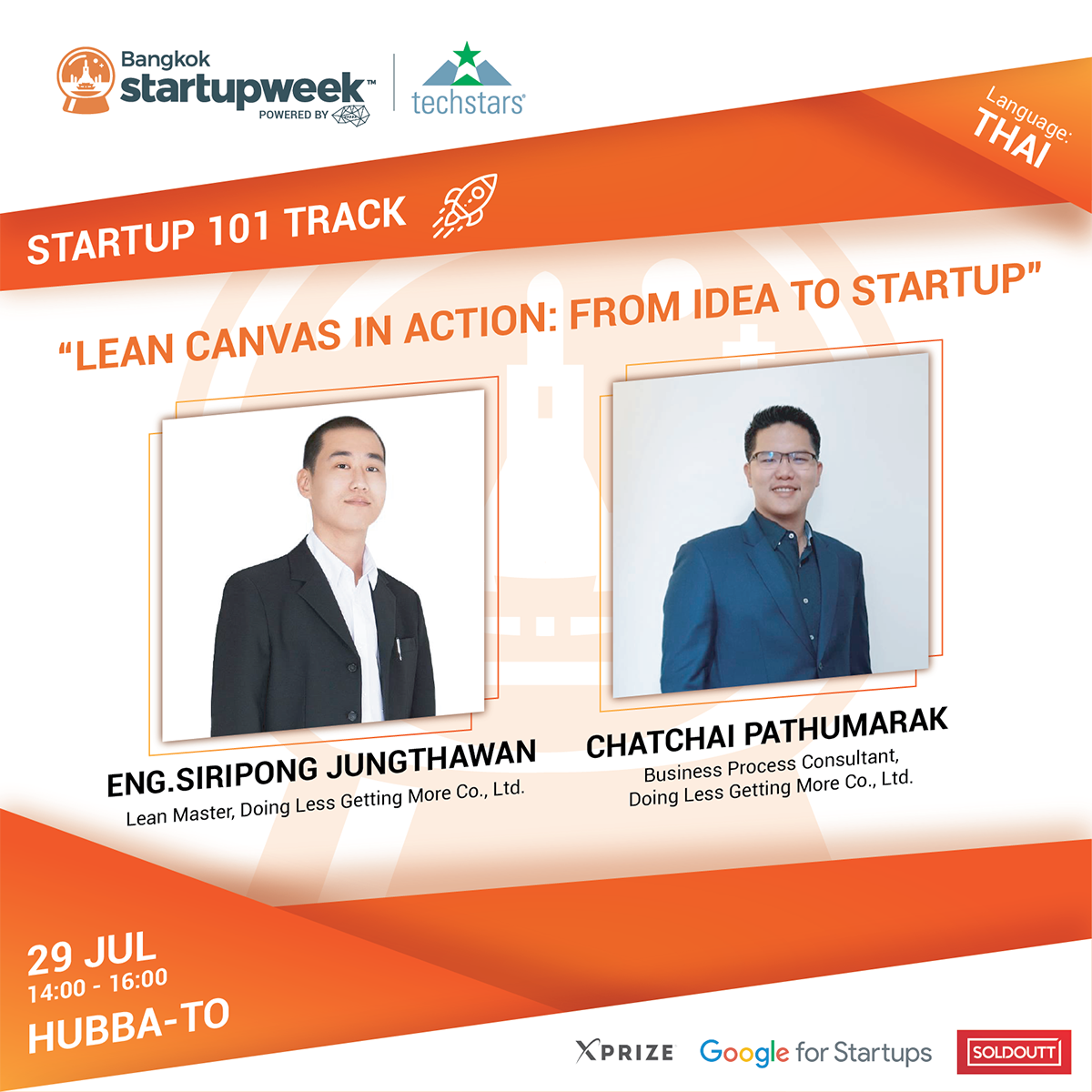 Lean Canvas in Action: From idea to startup