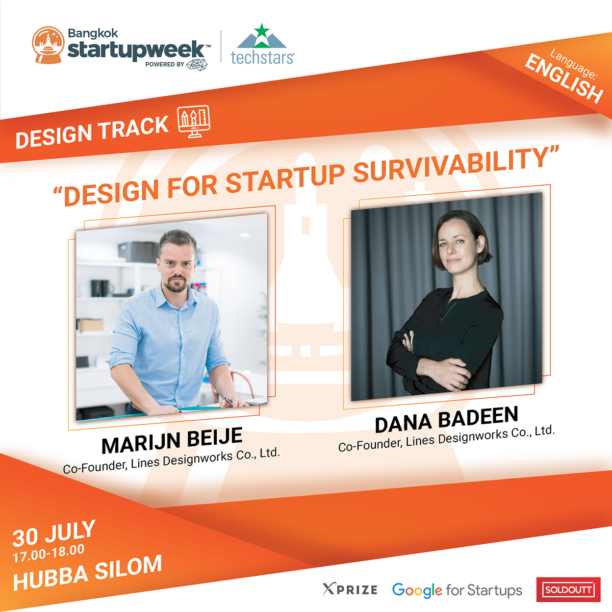 Design for Startup Survivability