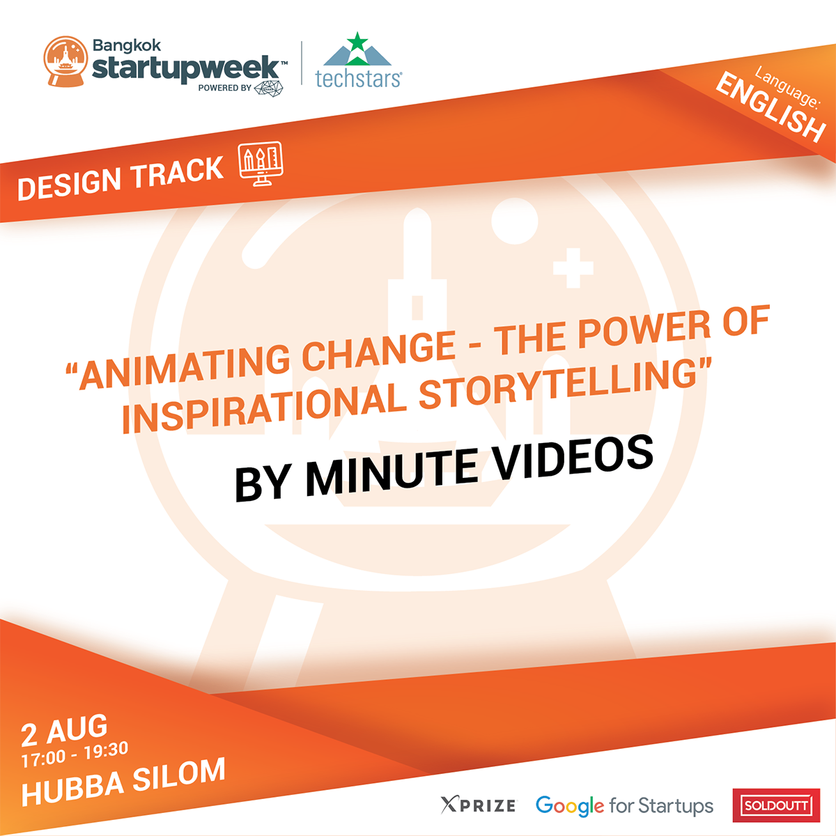 Animating Change - The Power of Inspirational Storytelling